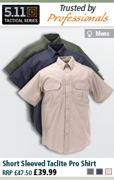 5.11 Tactical Short Sleeved Taclite Pro Shirt