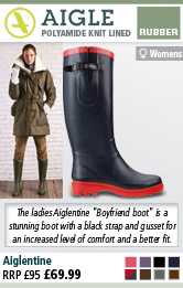 Aigle Aiglentine Wellington Boot