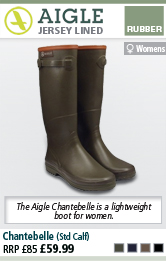 Aigle Chantebelle (Std Calf) Wellington Boots