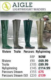 Aigle Lightweight Waders