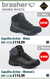 Brasher Supalite Active GTX Hiking Boots