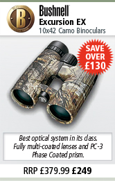 Bushnell Excursion EX Binoculars