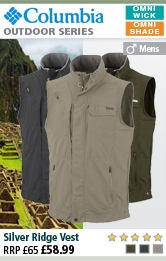 Columbia Silver Ridge Vest