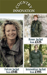 Country Innovation Jackets