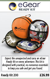 eGear Ready Survival Kits