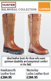 Hunter Wellies Balmoral Hawksworth and Westerley
