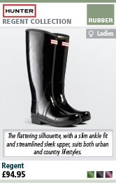 Hunter Wellies Regent Wellington Boots