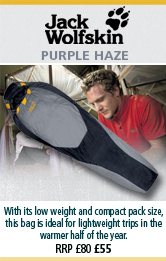Jack Wolfskin Purple Haze Sleeping Bags