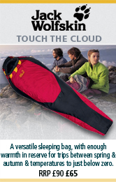 Jack Wolfskin Touch the Cloud Sleeping Bags