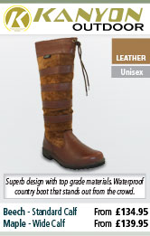 Kanyon Outdoor - Beech and Maple Ladies Boots