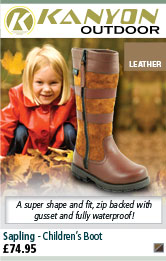 Kanyon Outdoor - Sapling Childrens Country Boot