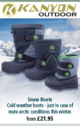 Kanyon Outdoor Snow Boots