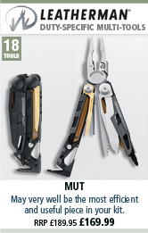 Leatherman MUT Multi-tool