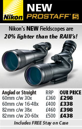 Nikon Prostaff 5 Fieldscopes