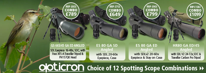 Opticron Spotting Scope Combinations Combinations