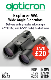 Opticron Explorer WA Binoculars