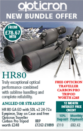 Opticron HR80 Fieldscopes