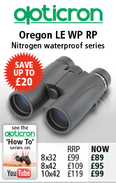 Opticron Oregon LE WP RP Nitrogen Waterproof Series