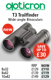 Opticron T3 Trailfinder Binoculars