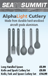 Sea To Summit Alpha Light Cutlery