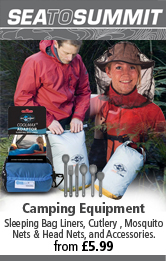 Sea to Summit Camping Equipment