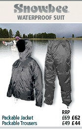 Snowbee Waterproof Suit