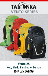 Tatonka Vento 25 Series Rucksacks