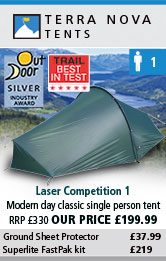 Laser Competition Tents
