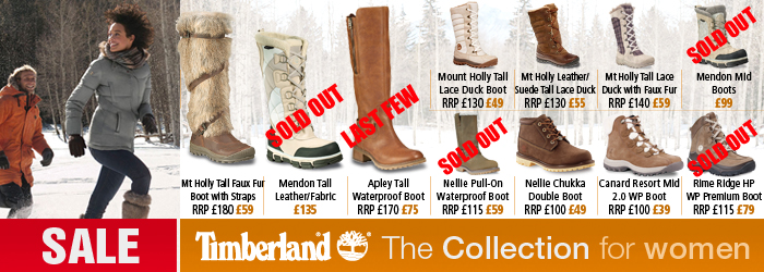 Timberland Women's Collection
