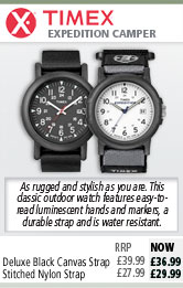 Timex Expedition Camper