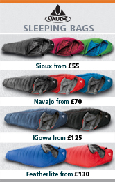 Vaude Sleeping Bags