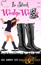 Wedge Welly