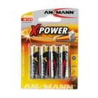 Ansmann 4 x AA Size X-Power