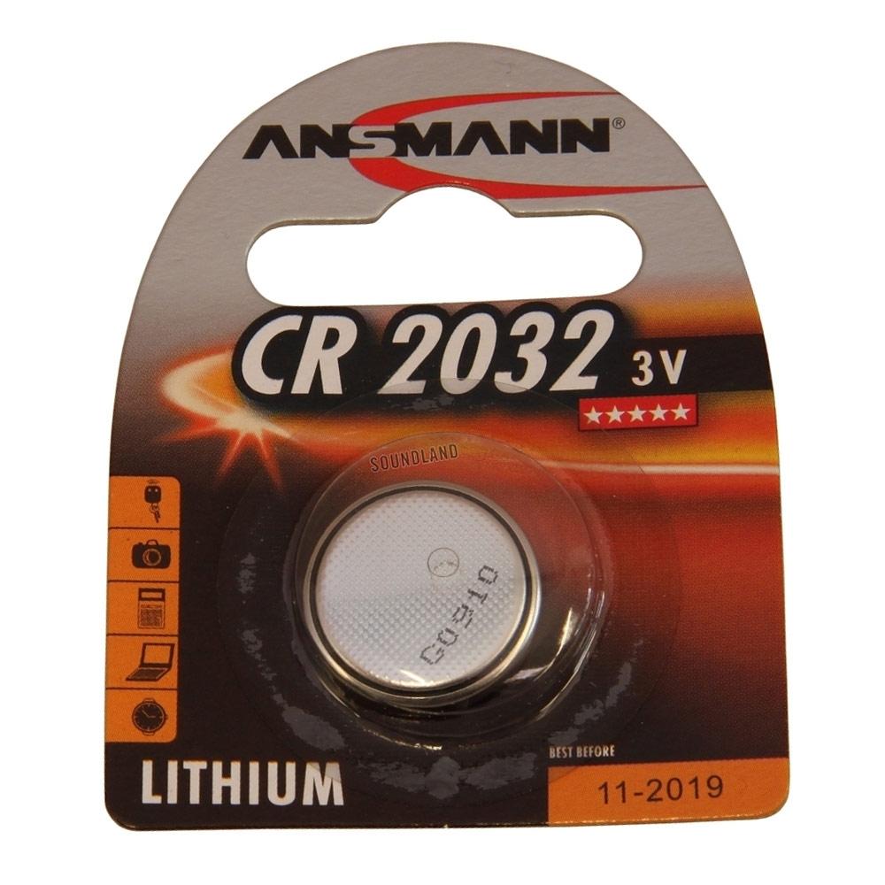 ansmann cr2032 1x lithium 3v coin battery. Black Bedroom Furniture Sets. Home Design Ideas
