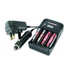 Ansmann EC 800 UK - Global Line Battery  Charger