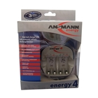 Ansmann Energy 4 Traveller - Battery Charger