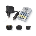 Ansmann Max e Speed set - Battery Charger