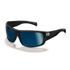 Bolle Barracuda 'Marine Collection' Sunglasses - Black (Frame), Polarised Offshore Blue (Lens)