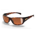 Bolle Crown 'Marine Collection' Sunglasses - Dark Tortoise (Frame), Polarised Inland Gold (Lens)
