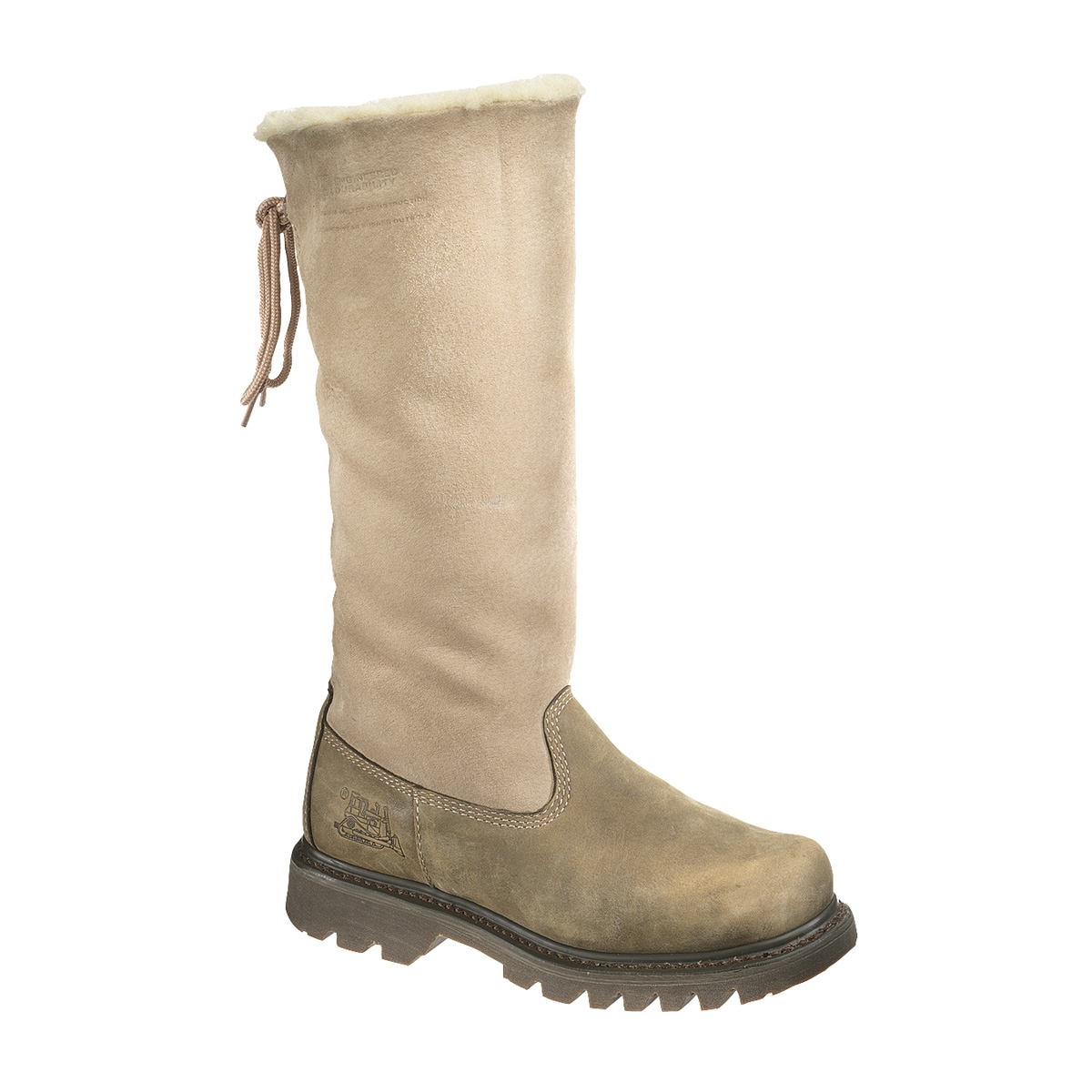 Amazing Caterpillar Boots Willow Womens Casual Leather Boots Ladies Size UK 4