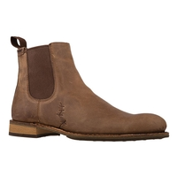 CAT Zachary Mens Casual Boots - Peanut