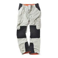 Craghoppers Mens Bear Survivor Trousers - Metal/Black