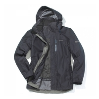Craghoppers Mens Kiwi Jacket - Black