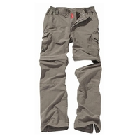 Craghoppers Mens NosiLife Convertible Trousers - Pebble