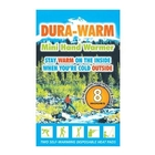 Dura-Warm Mini 8 Hour Hand Warmers (2pk)