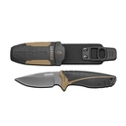 Gerber Myth Fixed Blade Pro Knife - Drop Point - Fine Edge