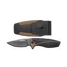 Gerber Myth Folding Sheath Knife - Drop Point - Fine Edge