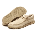 Hey Dude Wally Stonewashed Canvas Shoe (Men's)