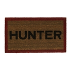 Hunter Logo Door Mat