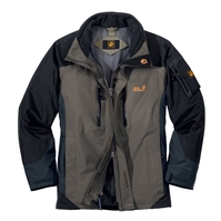 Jack Wolfskin All Terrain Jacket - Mens - Basalt